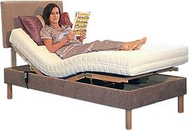 Konturmatic Adjustable Bed - The Bed Shop New Milton