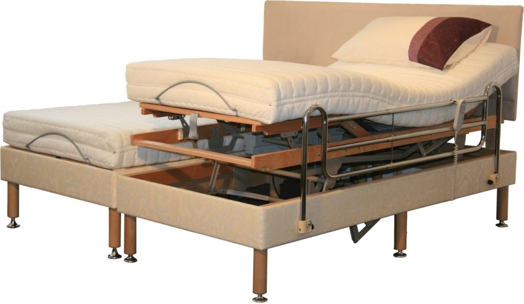 Konturcare bed